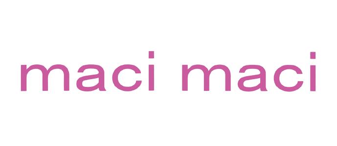 maci maci ロゴ